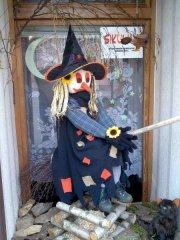 Čarodějnice a další tvořeníčko